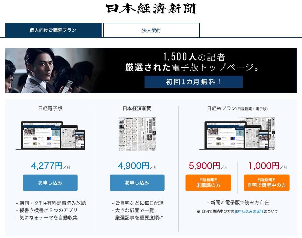 日本 経済 新聞 電子 版